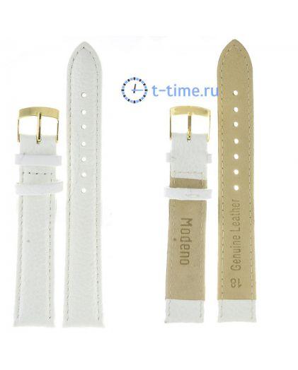 Modeno 18 мм бел змея с золотой застёжкой B000 ремень