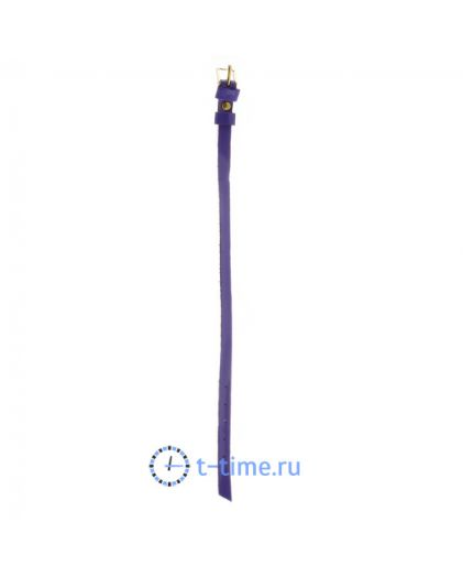 Знамя №212 мод 08 мм фиолет лак зол заст ремешок