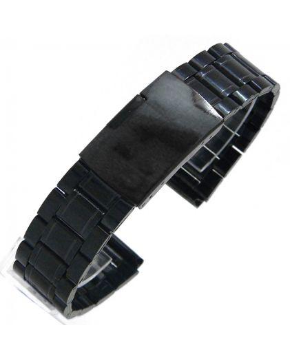 20мм браслет черный