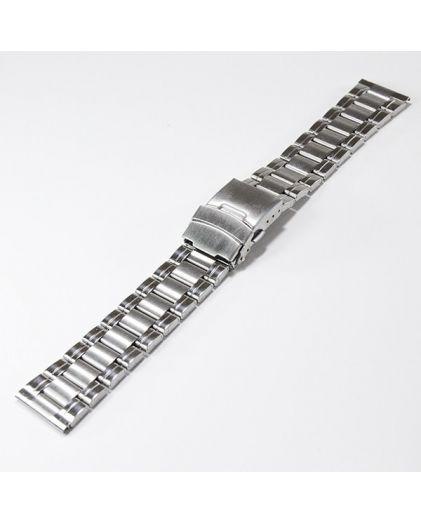 22мм хром сталь с двойной застежкой