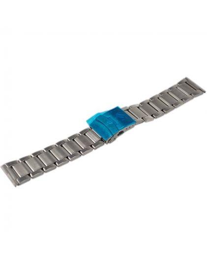20 мм хром шлифованный браслет