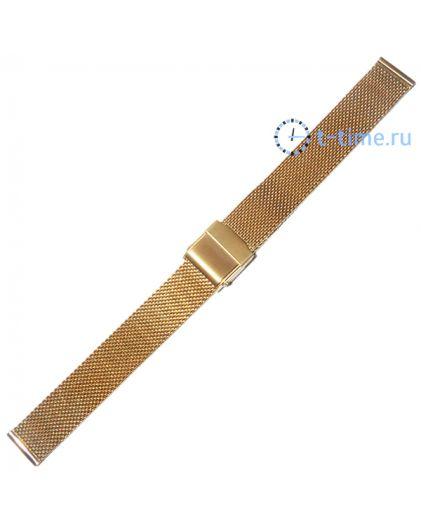 14 мм браслет миланское плетение INOX Plus M-413-14G