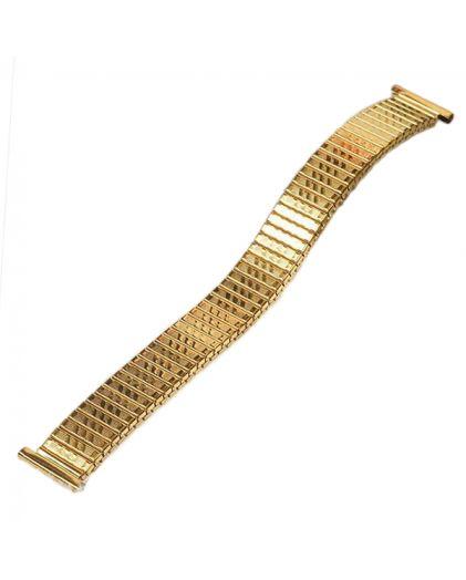 12 мм резинка золотистый Браслет