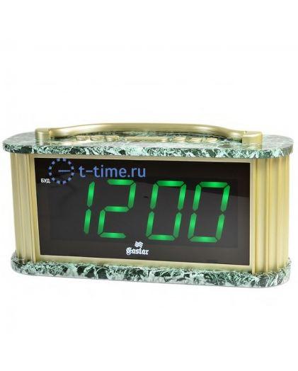 Часы сетевые GASTAR SP 3320G Будильник