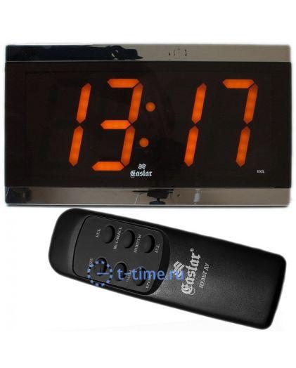 Часы сетевые GASTAR SP 3340A Будильник-настенные часы