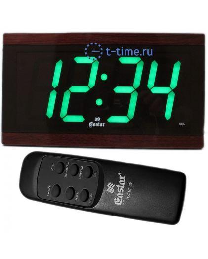 Часы сетевые GASTAR SP 3340G Будильник-настенные