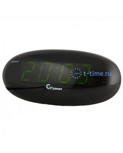 Часы сетевые Гранат C-0977-Зел