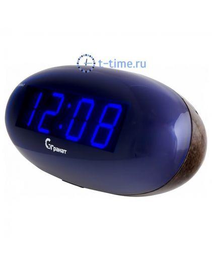 Часы сетевые Гранат C-0977-Син