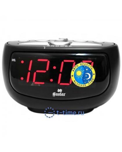 Часы сетевые GASTAR SP 3310R Будильник