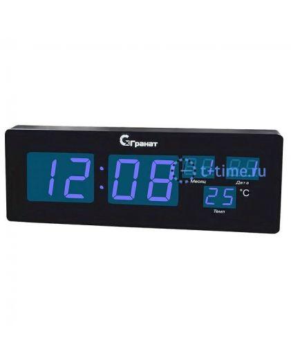 Часы сетевые Гранат C-2512Т-Син