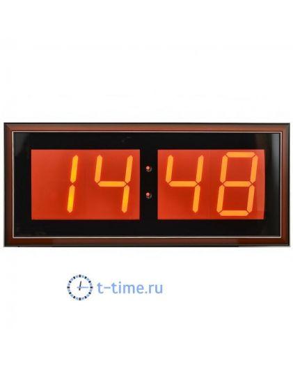 Часы сетевые ГРАНАТ C-4009-Крас