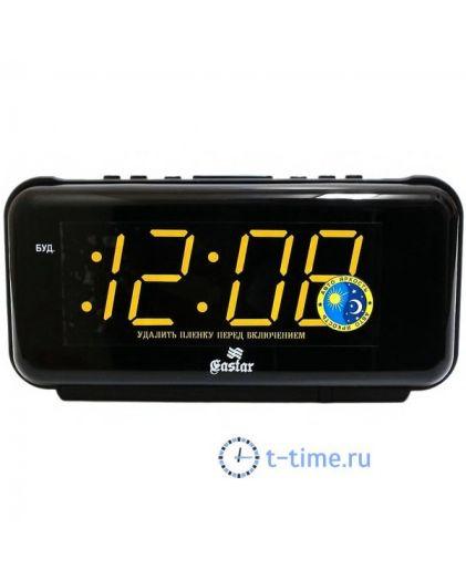 Часы сетевые GASTAR SP 3718A Будильник