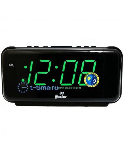 Часы сетевые GASTAR SP 3718G Будильник