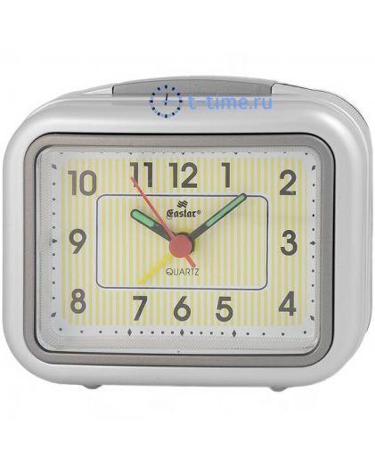 GASTAR PD-376-silver будильник