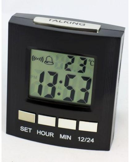 Часы будильник - говорящие SH-691