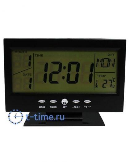 Часы будильник 8082