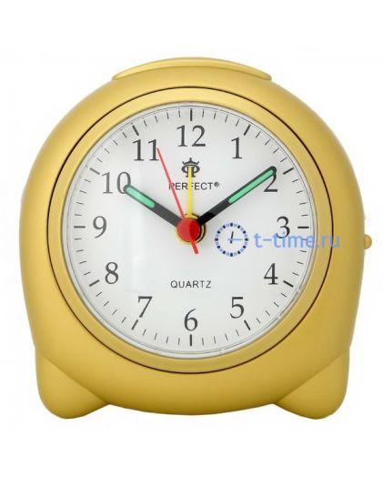 Perfect PD398Go зол будильник кварц