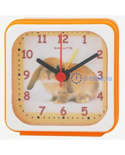 Салют 3Б-А2.1-597 кролик будильник