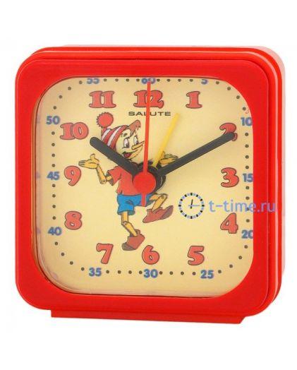 Салют 3Б-А1-511 буратино будильник