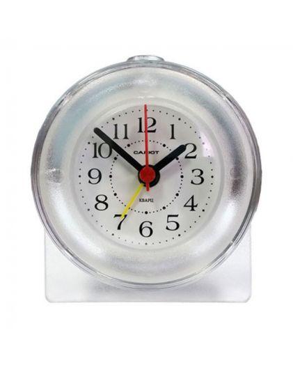 Салют 2Б-Б5.0-515 (прозрачный) будильник