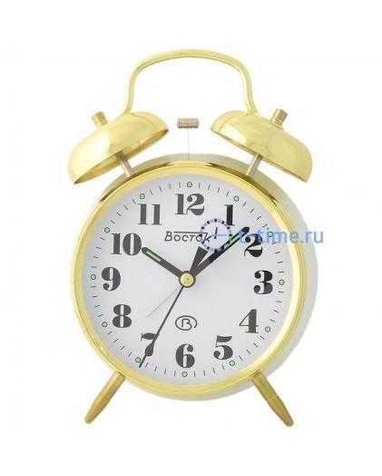 ВОСТОК K 817-11 будильник кварцевый