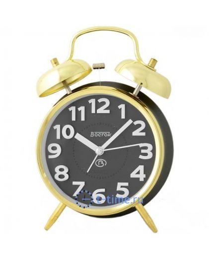 ВОСТОК K 817-12 будильник кварцевый
