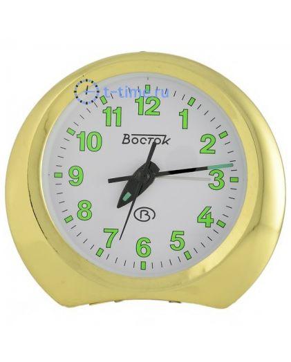 ВОСТОК M 857-5 будильник механический