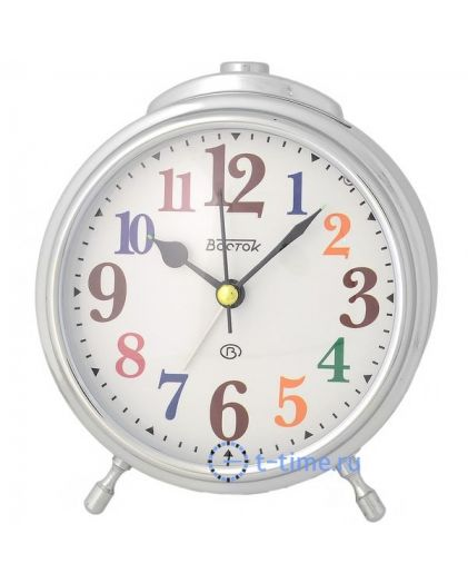 ВОСТОК K 895-1 будильник кварцевый