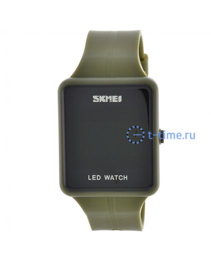 Skmei 1541 army green