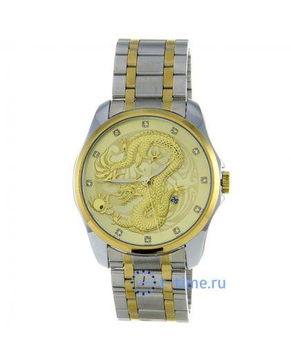 Skmei 9193 silver/gold