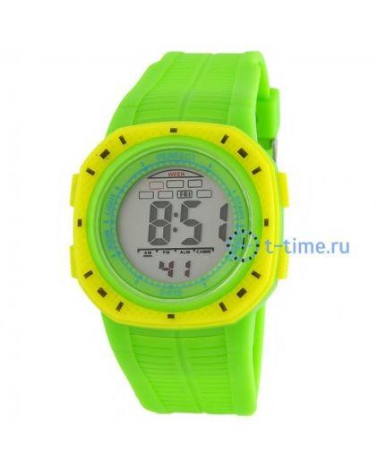 Часы PERFECT 615 зел LCD sport