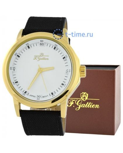 F.GATTIEN 3966 рем. корп-желт,циф-бел