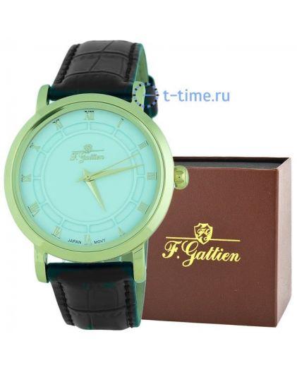 F.GATTIEN 10385 рем. корп-желт,циф-бел,