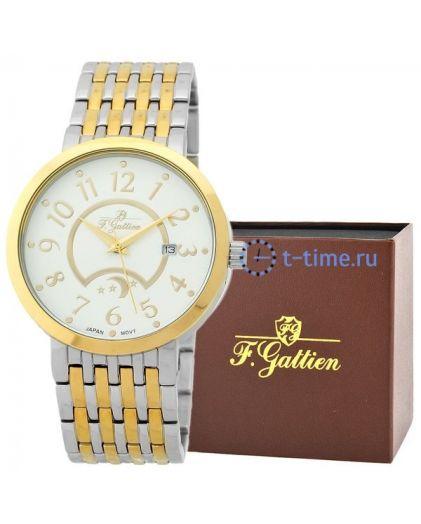 F.GATTIEN 6236 бр. корп-хр циф-бел обод-жел
