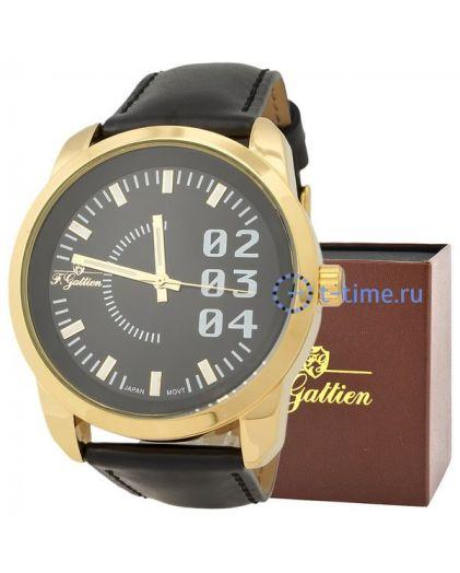 F.GATTIEN 9558 рем. корп-желт, циф-чер