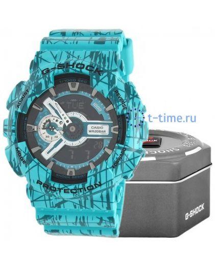 Часы CASIO G-SHOCK GA-110SL-3A