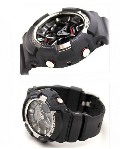 Часы CASIO G-SHOCK GA-200-1AER
