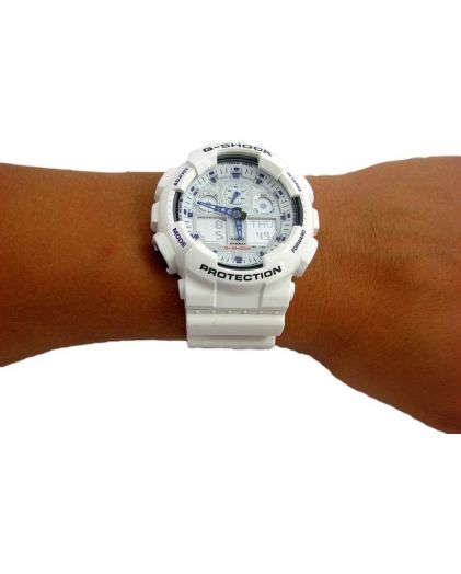 Часы CASIO G-SHOCK GA-100A-7A