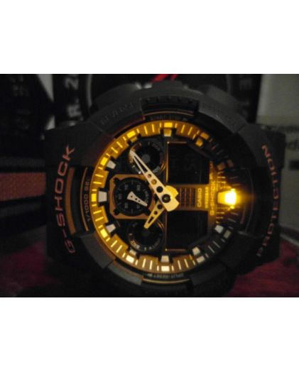 Часы CASIO G-SHOCK GA-100MC-1A4