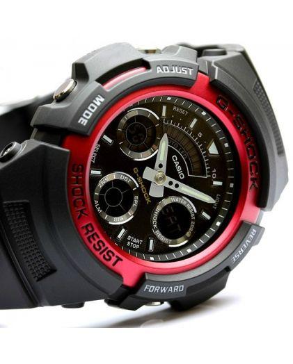 Часы CASIO G-SHOCK AW-591-4А