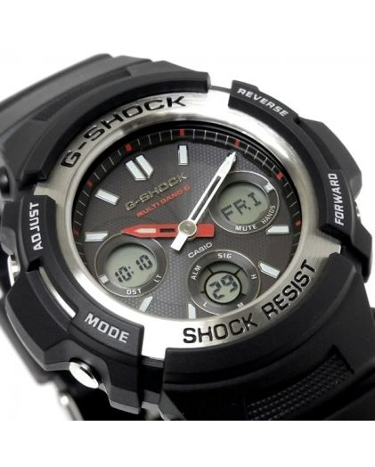 Часы CASIO G-SHOCK AWG-M100-1A