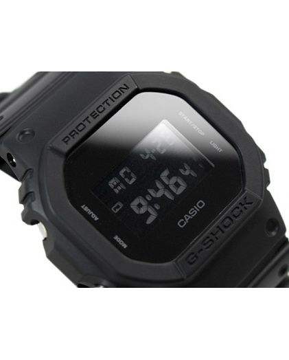 Часы CASIO G-SHOCK DW-5600BB-1E
