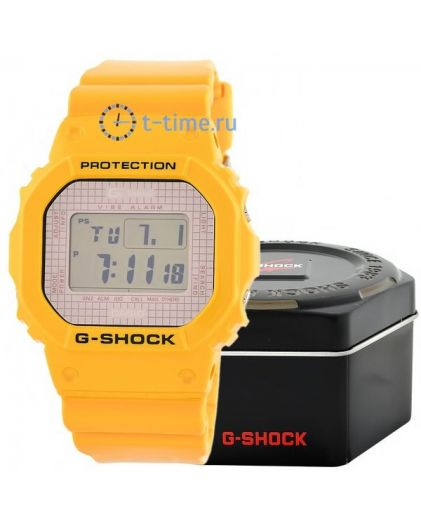Часы CASIO G-SHOCK GB-5600B-9E