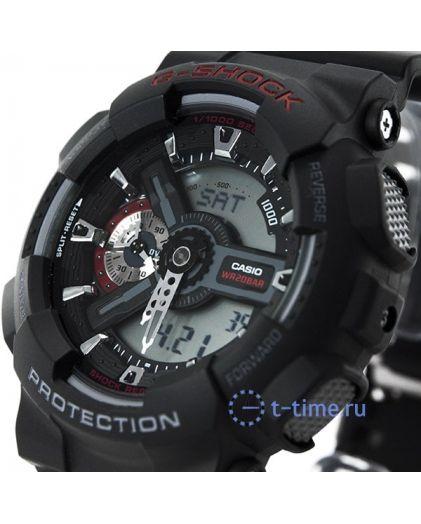Часы CASIO G-SHOCK GA-110-1A
