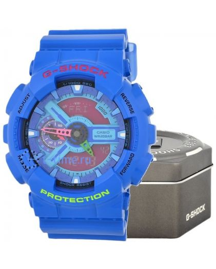 Часы CASIO G-SHOCK GA-110HC-2A