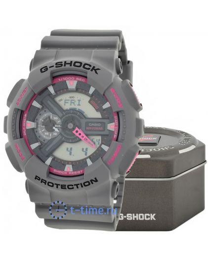 Часы CASIO G-SHOCK GA-110TS-8A4