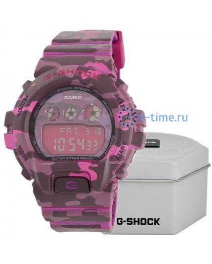 Часы CASIO G-SHOCK GMD-S6900CF-4E