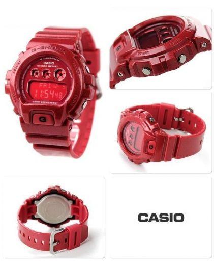 Часы CASIO G-SHOCK GMD-S6900SM-4E