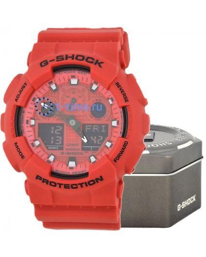 CASIO G-SHOCK GA-100C-4A