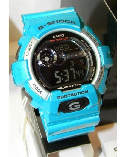 Часы CASIO G-SHOCK GLS-8900-2E